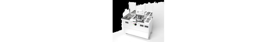 Fritteusen - starke Gastrogeräte für Grossküchen - Gastrofrit